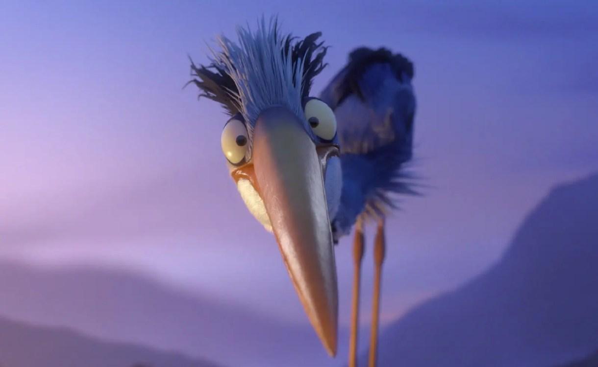 Cortometraje de Animacion 3D - Joy & Heron