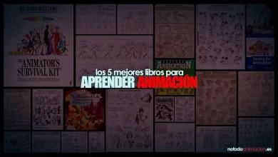 Los mejores Libros para aprender Animación 2d, 3d, stop motion, animacion tradicional y digital