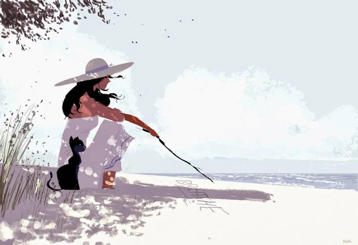 Pascal Campion ilustracion y concept art
