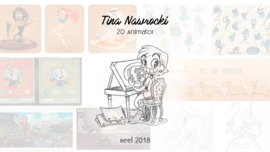 Photo of Animation Showreel – Tina Nawrocki
