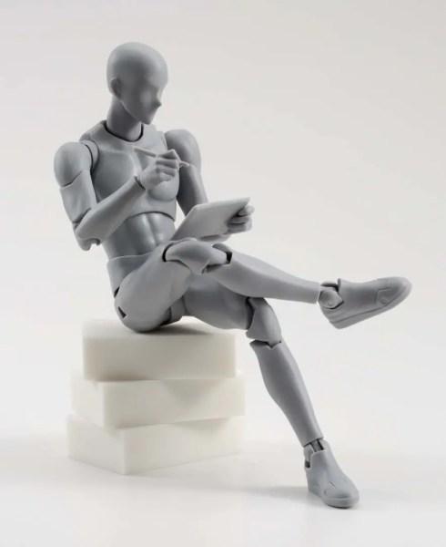 Body Kun Bandai SH Figuarts - Maniquíes Articulados para Artistas comprar amazon