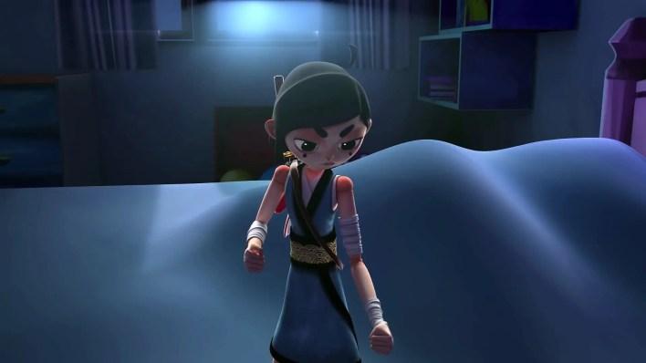 cortometraje de animación-3d-Miyako-