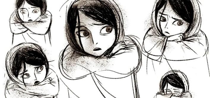breadwinner-concept art-Película de Animación-2d