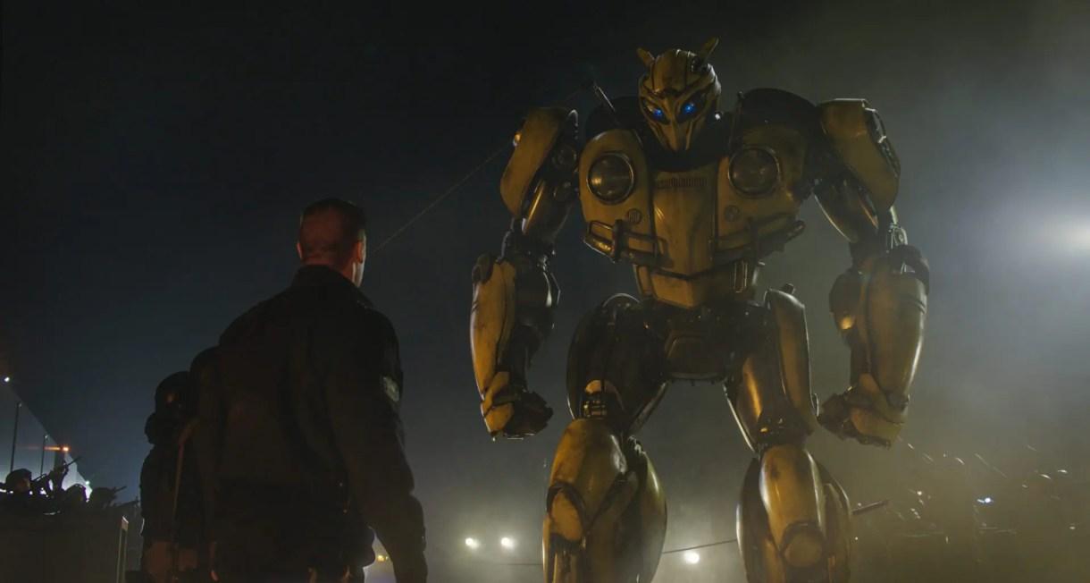 Bumblebee - Trailer oficial en Español 2018