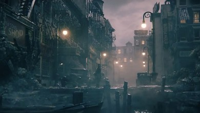 Cinemática The Sinking City- Death May Die