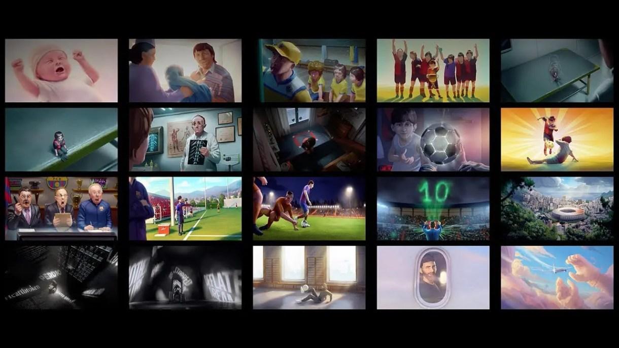 Cortometraje publicitario-animación 3d-Heart of a Lio