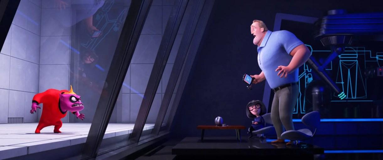 Estreno de Animación: Los Increíbles 2