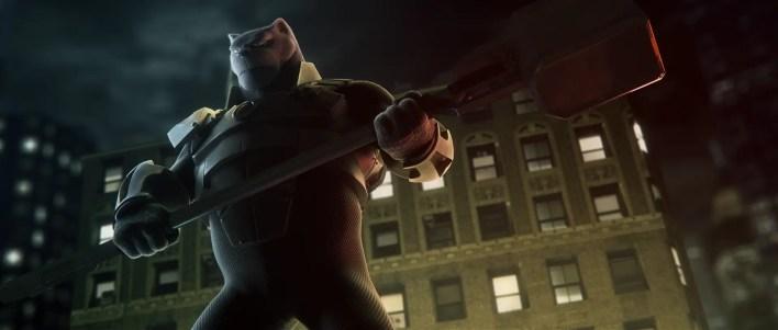 Alleycats animation shortfilm - corto de animacion