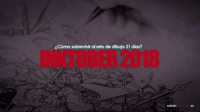 lista inktober 2018 en español