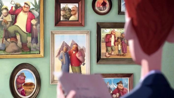 Spot de Animación:DELSEY - What matters is inside