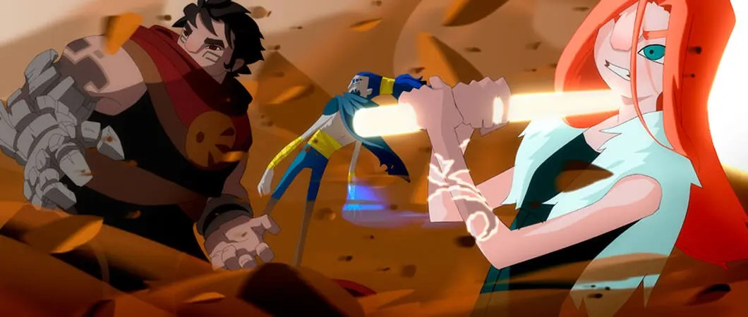Sunshine Animation Studio - animacion 2d Show reel