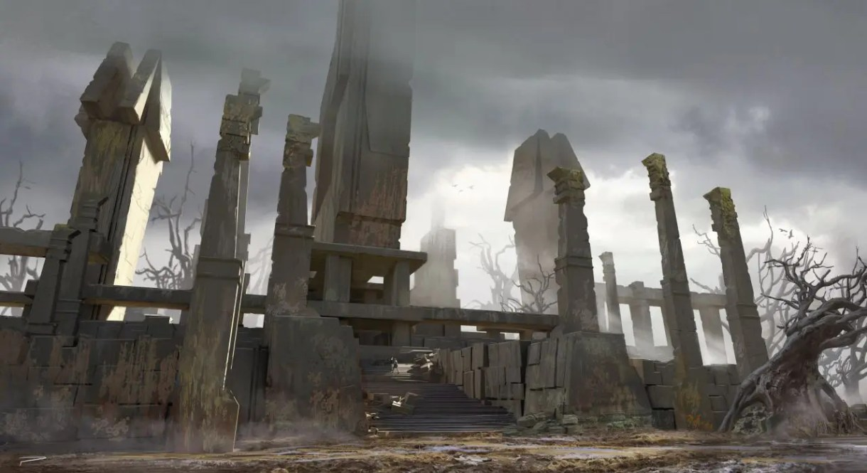 Assassin's Creed: Odyssey concept art