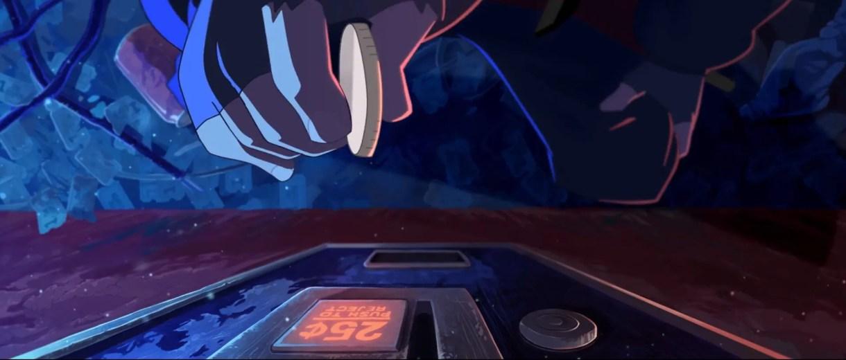 i´m not alone corto animacion