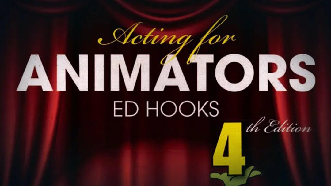 libro Acting for Animators - Ed Hooks