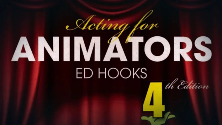 libro Acting for Animators - Ed Hooks