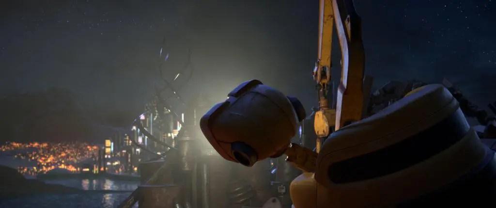 Mecanique animation short ESMA