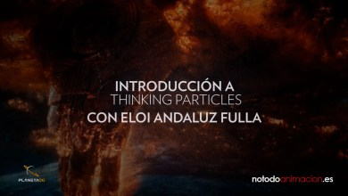 curso thinking particles