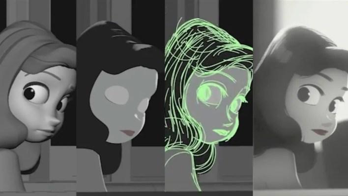 que es la animacion 2d 3d