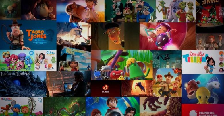 que es la animacion - tipos de animacion