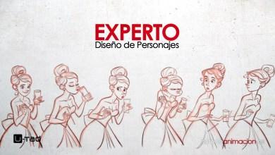 Photo of Curso Experto en Diseño de Personajes