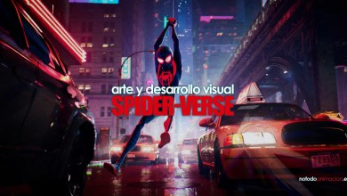 Photo of El Arte de Spiderman: Un nuevo Universo (Spider-verse) | Desarrollo Visual