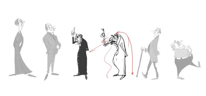 complejidad vs simplicidad principios diseño de personajes