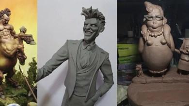 David Romero - Modelado y Escultura Tradicional de Personajes