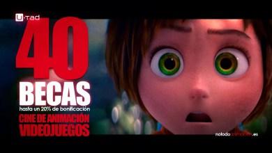 Photo of +40 Becas para Estudiar Cine de Animación y Videojuegos *HASTA 20% DESCUENTO
