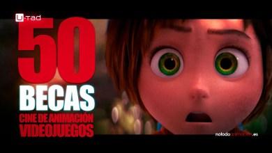 Photo of 50 Becas para Estudiar Cine de Animación y Videojuegos *AMPLIAMOS EL PLAZO