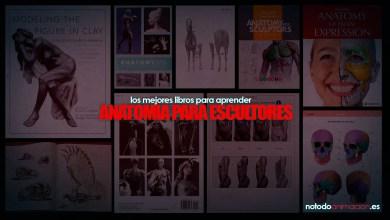 Photo of Los 7 mejores Libros de Anatomía para Escultores
