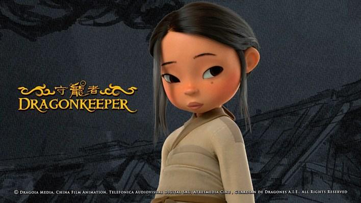 dragonkeeper película