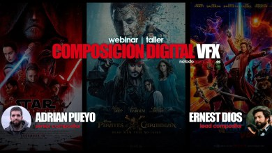 Photo of Webinar Gratuito | La Composición Digital en el cine de VFX