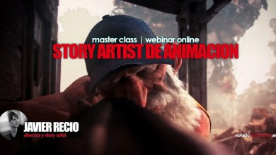 Photo of Master Class Gratuita | El Storyboard en la Animación