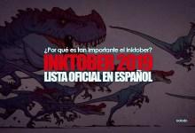 Photo of ¿Por qué es tan Importante el Inktober? | Lista Oficial 2019 en Español