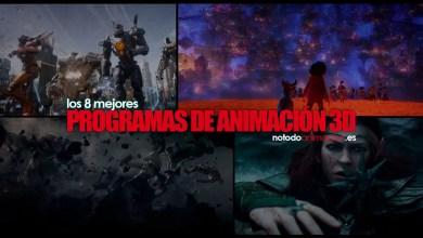Photo of Los 8 Mejores Programas de Animación 3d (2019)