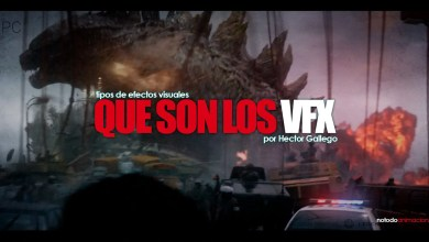 Photo of Qué son y Tipos de VFX en CINE | por Hector Gallego