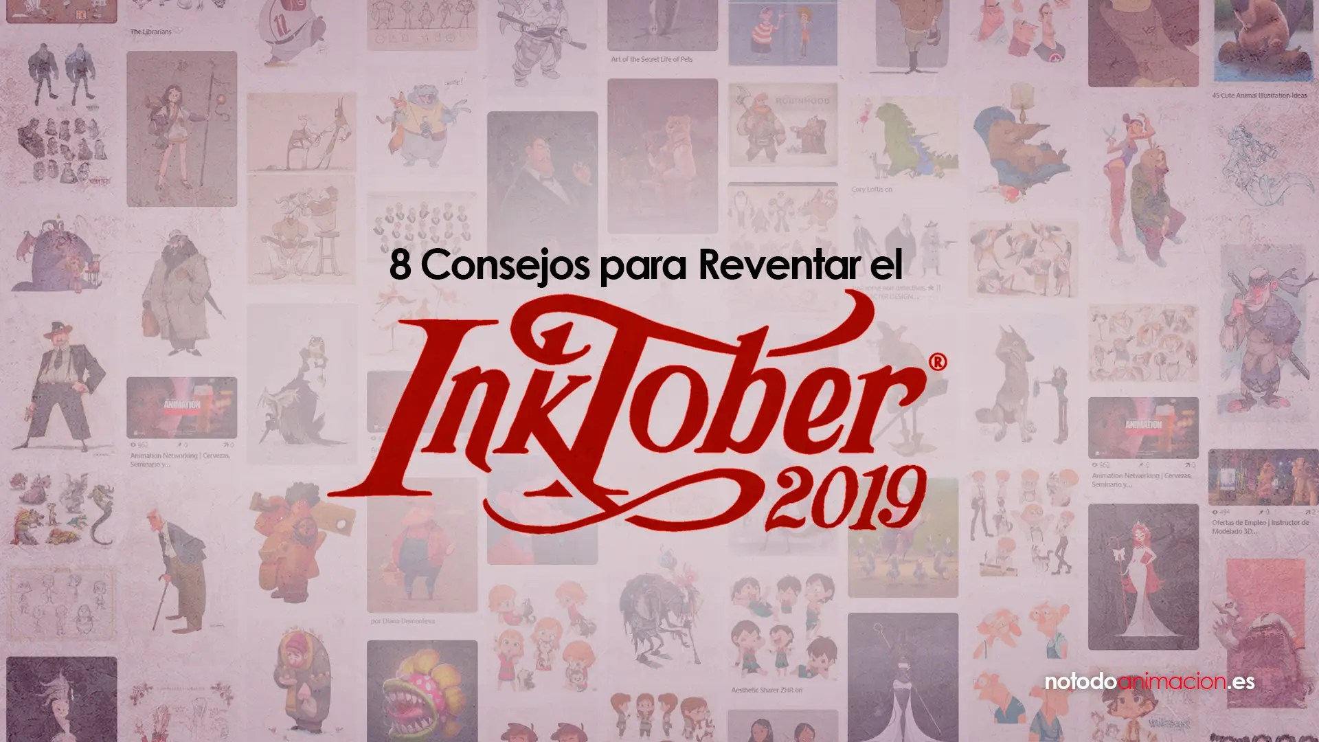 8 Consejos para reventar el Inktober 2019