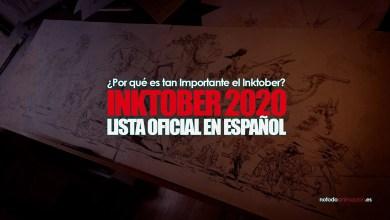 Photo of ¿Por qué es tan Importante el Inktober?   Lista Oficial 2020 en Español