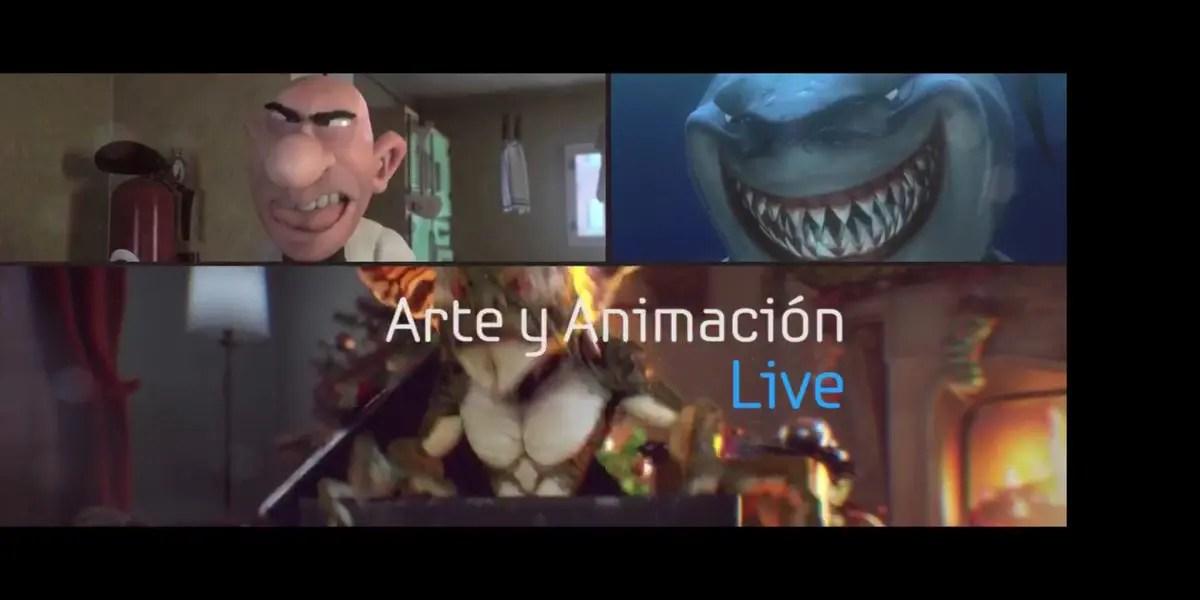 tutoriales de animacion 3d