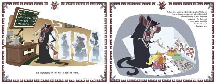 biblia diseño de personajes animacion