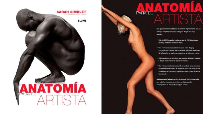 Anatomía para el Artista | Sarah Simblet
