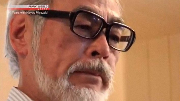 documental hayao miyazaki