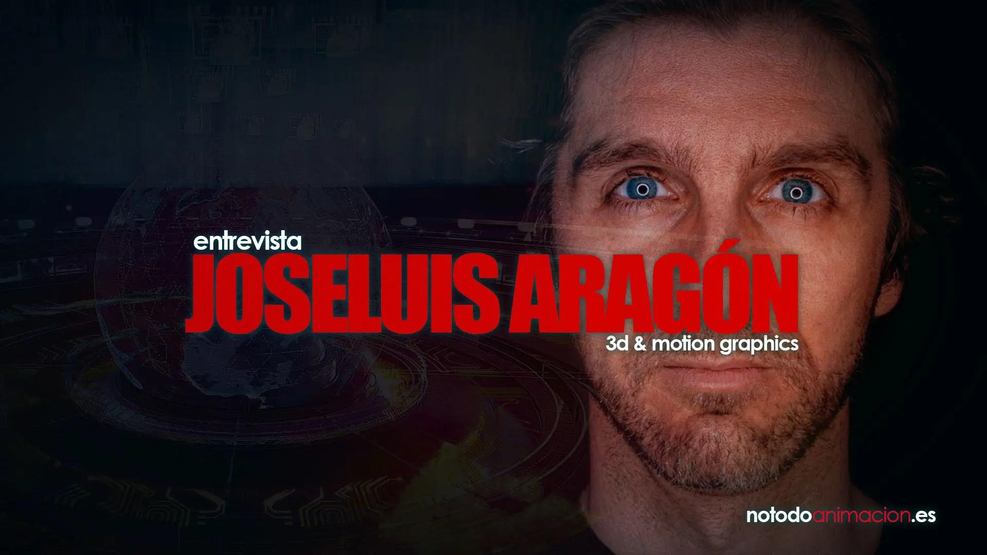 10 preguntas para José Luis Aragón | Experto en Motion Graphics