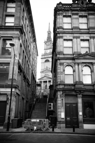 Around every turn and corner are magnificent pieces of architecture.