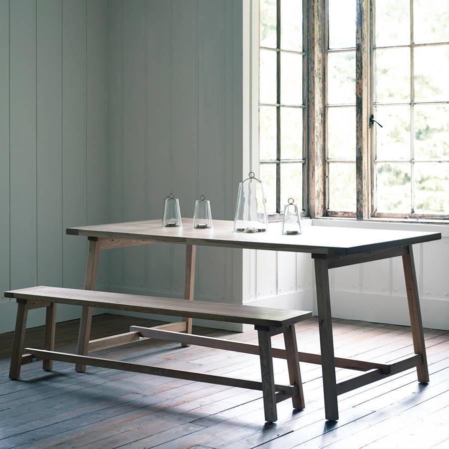 5 piece kitchen table set aid blender parts witham oak dining by rowen & wren ...