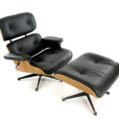 Eames Chair White Desk Chairs For Teens Style Lounge And Footstool By I Love Retro | Notonthehighstreet.com