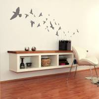 flying birds wall stickers by spin collective ...