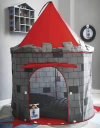 knight's castle play tent by mini-u (kids accessories) ltd ...