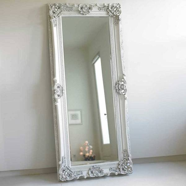 Full Length Floor Mirror Antique