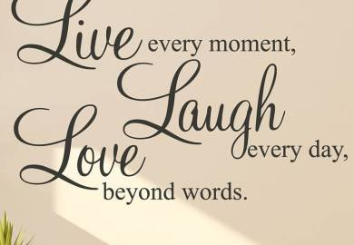 Quotes Words Wall Stickers From Next Wall Stickers